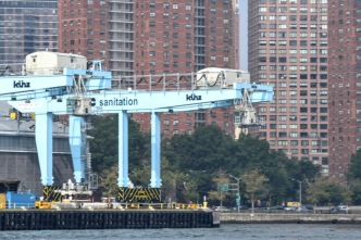 East River Waste Transfer Station