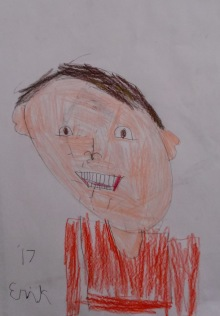 Erik's self-portrait
