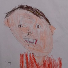 Erik's self-portrait
