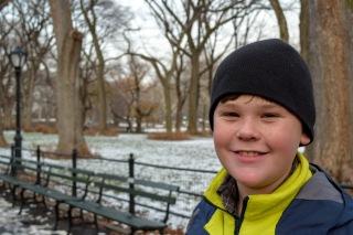 Glen in Central Park